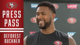 DeForest Buckner: 49ers D-Line Needs to 'Dominate'