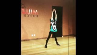 Старшая дочь Анны Седоковой профессионально танцует