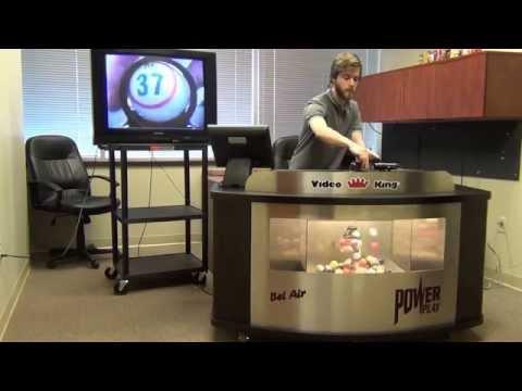 Video King: 1 PowerPlay Bel Air™ Bingo Console