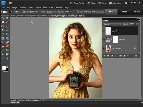 Efekt polaroida w Photoshopie [tutorial]