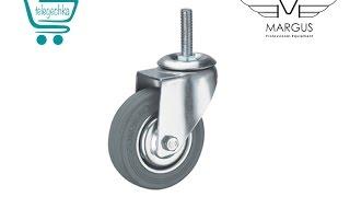 Колеса для покупательских тележек - ОБЗОР колес для тележки