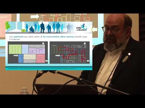 Le pilotage d'un projet d'investissement au CHU Québec (Lean Management)