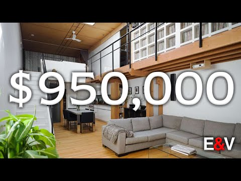 What a $950,000 Live/Work Loft Looks Like in Vancouver | Engel & Volkers
