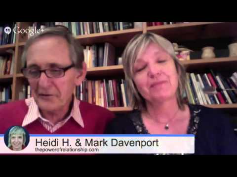 How can you  create a relationship beyond your wildest dreams?  Heidi Hornlein and Mark D.