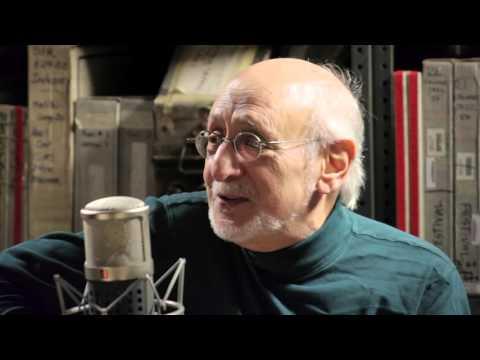 Peter Yarrow - Puff, the Magic Dragon - 1/18/2016 - Paste Studios, New York, NY