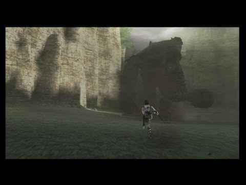 Shadow Of The Colossus – First Colossus – Part 3