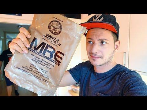 United States Army - Ration | Wie schmeckt das?