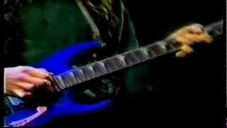 Paul Gilbert - Red House - Frankfurt Jazz Festival 1991 (Video)