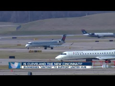 Is Cleveland the new Cincinnati? Hopkins Airport Future up in the air