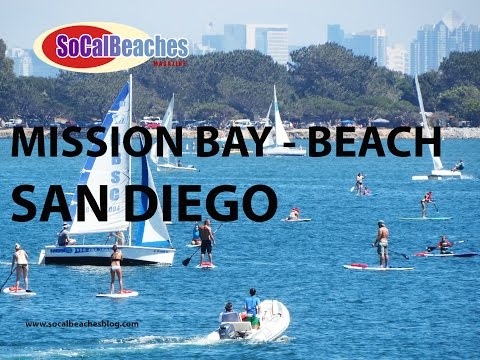 Mission Bay Pacific Beach San Diego