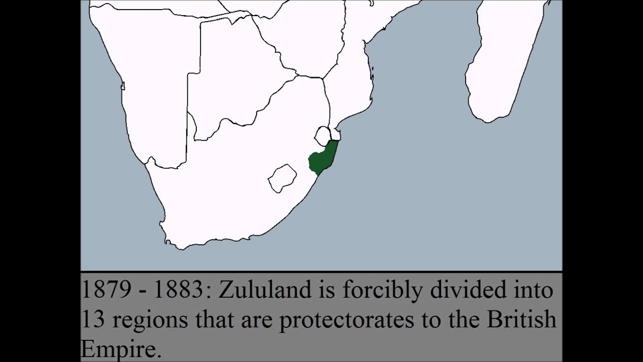 the zulu empire began their rise The zulu nation's rise especially after the discovery of diamonds began during their heyday and in the wake of their decline alike, the zulu.