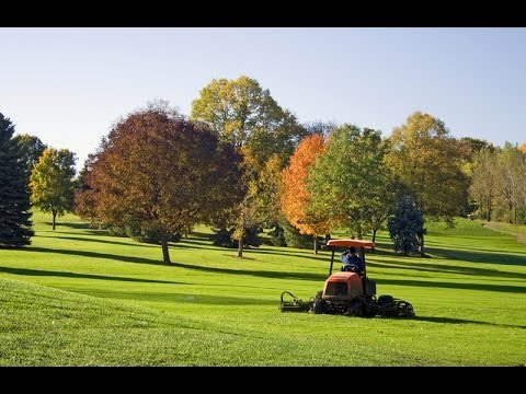 Golf Course Maintenance Safety Training from SafetyVideos.com