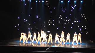 Отчётный концерт танцевальной студии Аллы Духовой ТОДЕС, 28 мая 2018, ДК им. Ленсовета