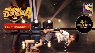 Dharmendra की Performance ने रुला दिया सबको | Super Dancer 4 | सुपर डांसर 4