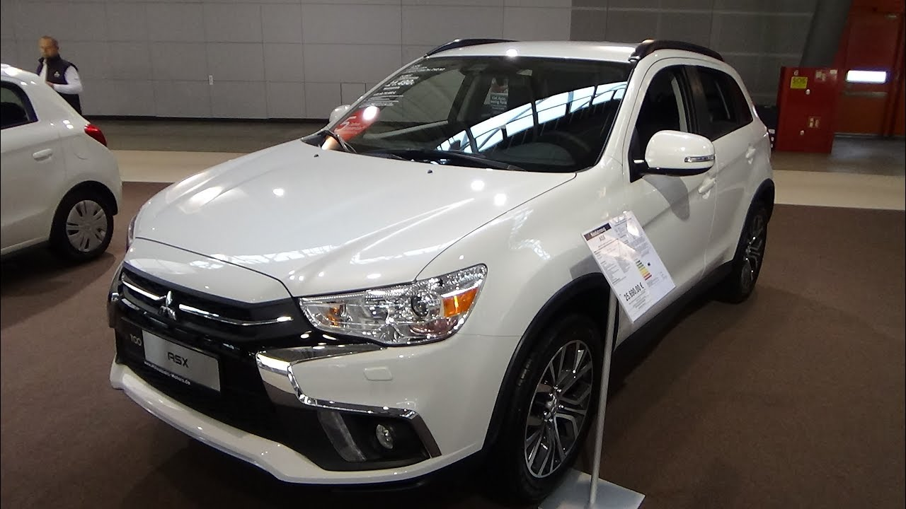 2018 mitsubishi asx edition 100+ - exterior and interior - autotage