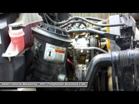 2007 Freightliner Business Class M2 106 AA3602AD11  YouTube