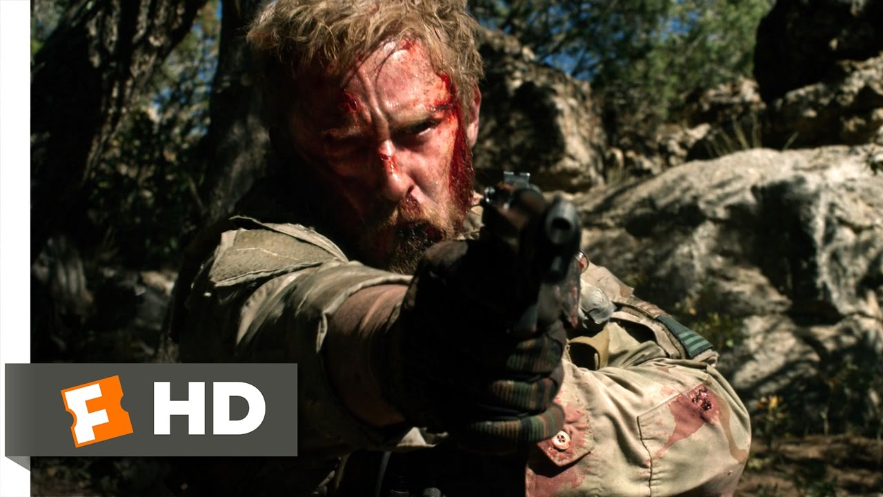 Lone Survivor (6/10) Movie CLIP - Axe Goes Down (2013) HD ...