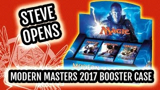 Modern Masters 2017 Booster Case Opening and Pack Giveaway!