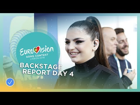 Backstage Report Day 4: Who will join you on the Eurovision stage?