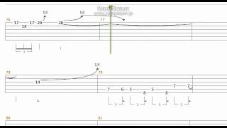 impellitteri 17th century chicken pickin..Guitar Tab. impellitteri ...