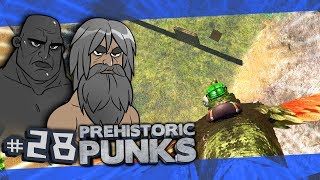 ARK Prehistoric Punks #28 - The Great Wall of FiZone