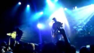 Staind-Pardon Me (Live Elisée-Montmartre Paris 10.02.09)