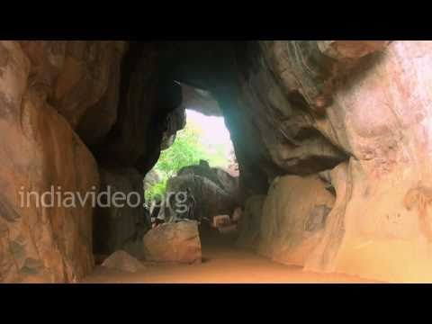 Bhimbetka Rock Shelter 3
