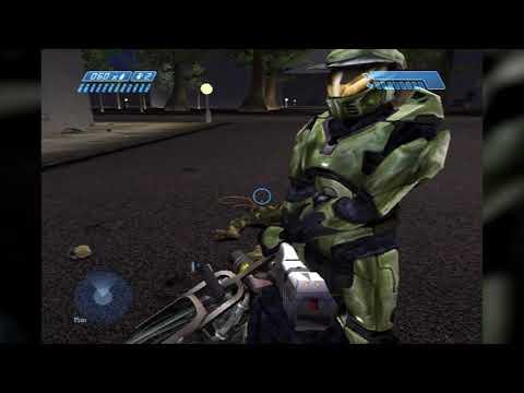 Halo CE: Co-op Mod (Original Xbox) - Custom Map BioHalo V1.1a