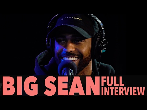 "Big Sean on New Album ""I Decided"", Eminem's Verse on ""No Favors"", And More!"