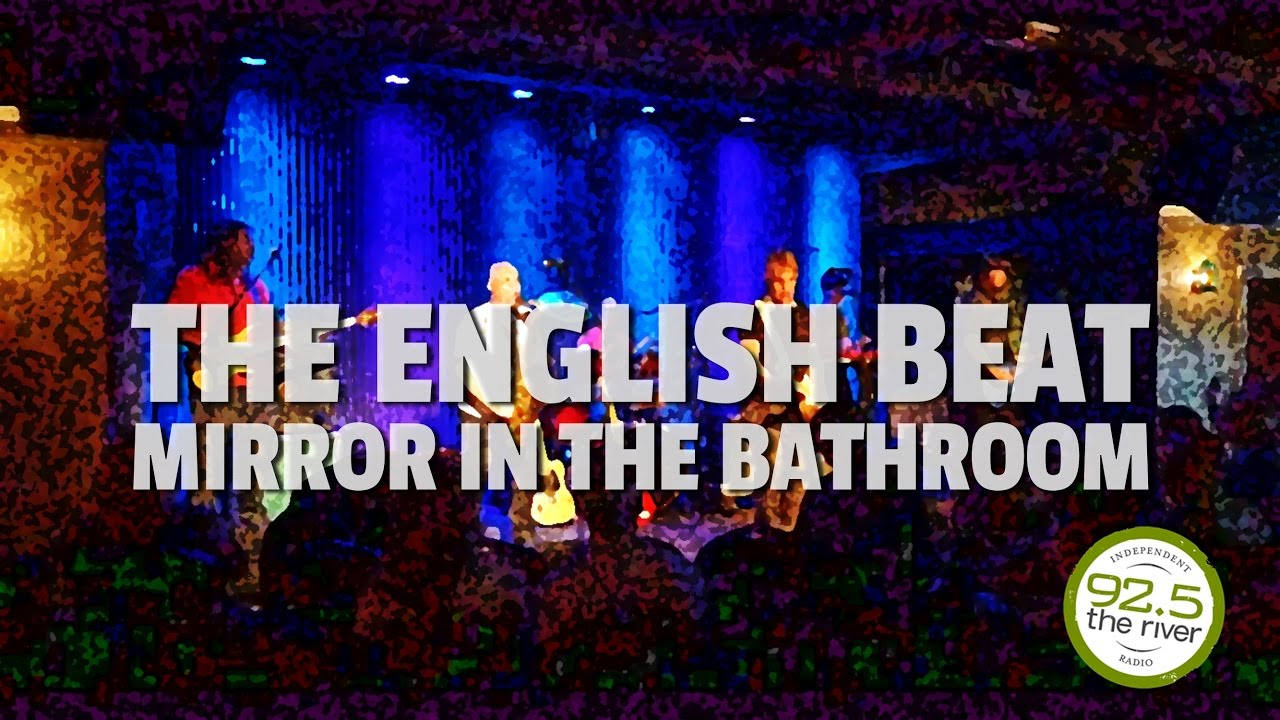 The English Beat perform Mirror in the Bathroom  YouTube
