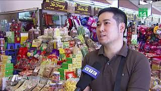Thị trường tết: hàng ngoại sôi động, hàng Việt vẫn ảm đạm  VTC14