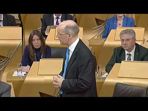 General Questions - Scottish Parliament 17th January 2013