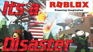 ROBLOX | How To Play Natural Disasters In ROBLOX | ROBLOX Lets Play