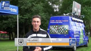 A-Junioren SSV Ulm 1846 Tim Lehner
