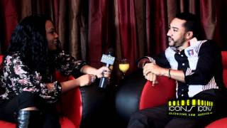 Majid Michel - I Love Beyounce and Rihanna - Golden Icons Exclusive Interview