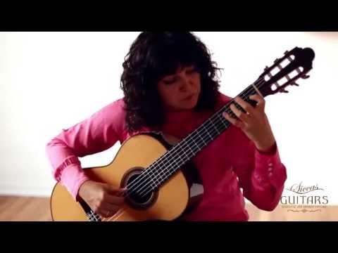 Irina Kulikova plays Sonatine Mvt. I by Federico Moreno Tórroba on a 2008 José Marín Plazuelo