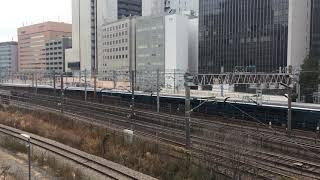 【さふぃーる おどりこ】E261系 特急 サフィール踊り子@新橋〜品川