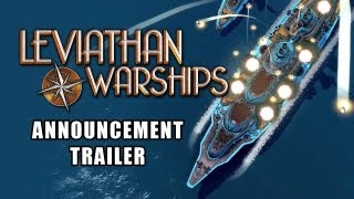 Leviathan: Warships Announcement Trailer