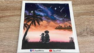beginners night easy sky