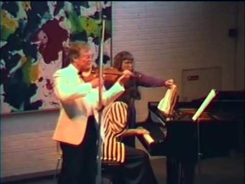 Cesar Franck violin sonata