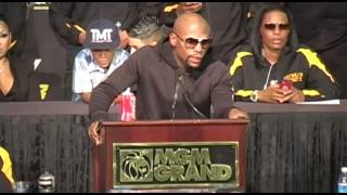 Floyd Mayweather: I don