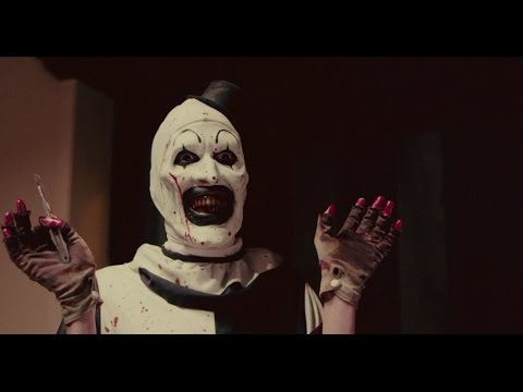 TERRIFIER 2017  HD KILLER CLOWN