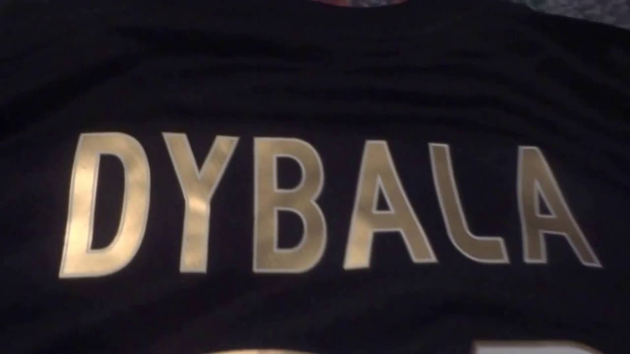 online store 2b40f 2e230 Review - adidas Juventus 2015/16 Third Kit - Dybala (Gogoalshop.com)