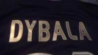 Review - adidas Juventus 2015/16 Third Kit - Dybala (Gogoalshop.com)