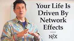 Your Life is Driven by Network Effects (Whiteboard Breakdown)