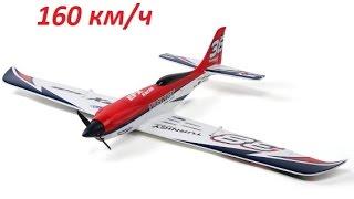 Durafly EFX Racer розпакування і підготовка до польоту