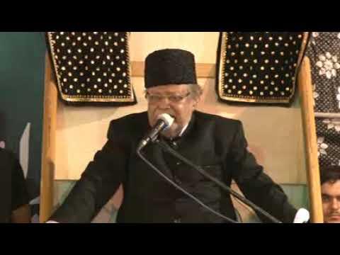 08 Majlis 08 Muharram 1438 2016 Allama Talib Jauhary