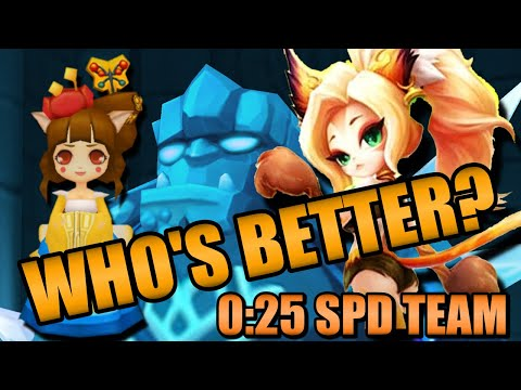 GB10 SPD Team Explained: Arang Or Naomi For DMG? [Early/Mid Game] - Summoners War