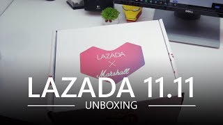Our Marshall Surprise Box from Lazada 11.11 at only S$49! | Unboxing