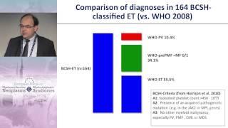 Diagnosis, Prognosis, and Therapy of True ET vs. Prefibrotic MF